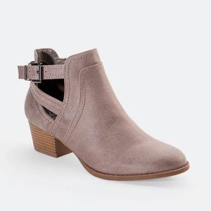 NEW Fergalicious Banger chop out ankle boot